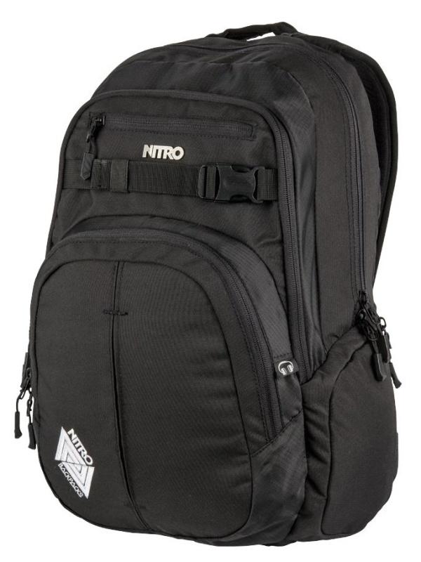 895329a154f67 Nitro CHASE black schulranzen   Swis-Shop.de