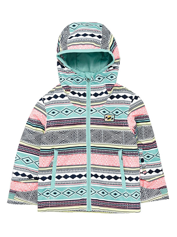buy online fb332 ea959 Billabong SULA AZTEC BLUE kinderwinterjacke / Swis-Shop.de